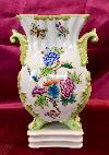 Herendi barokk harmónika váza